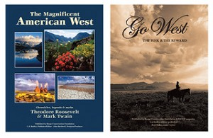 "West Meets West! ""The Magnificent American West""  & ""Go West""  (reg. $82)"